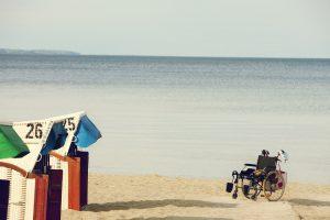 disabili mare