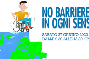 no barriere in ogni senso